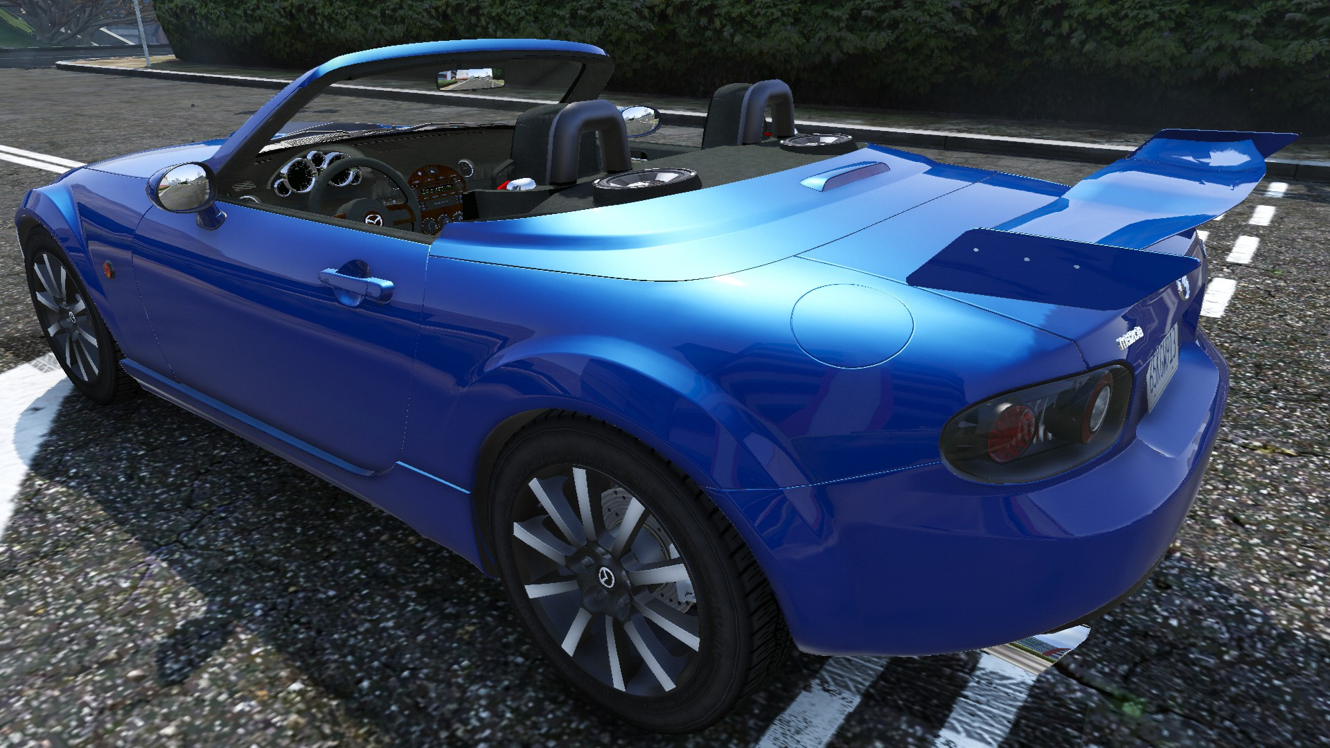 2007 mazda mx 5 roadster coupe series iii gta5. Black Bedroom Furniture Sets. Home Design Ideas