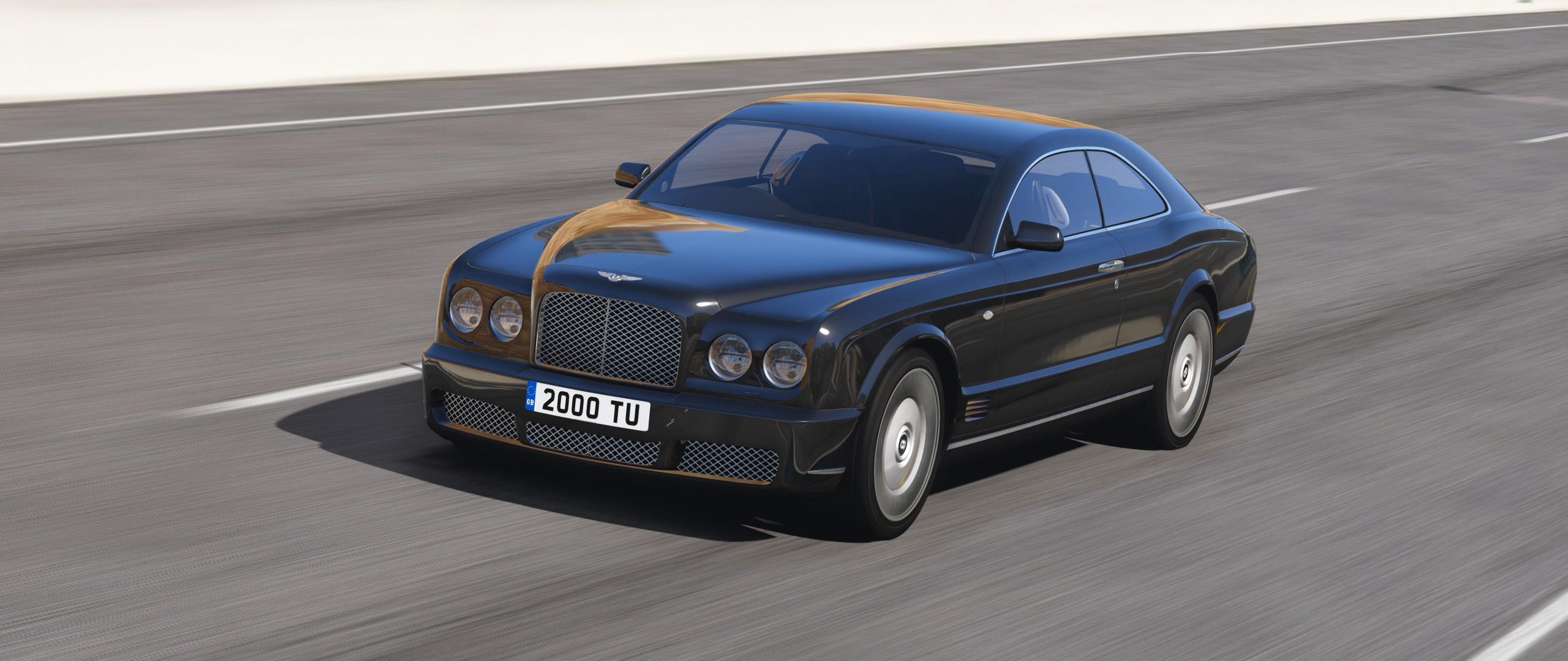 2008 Bentley Brooklands Add On Rhd Gta5 Mods Com