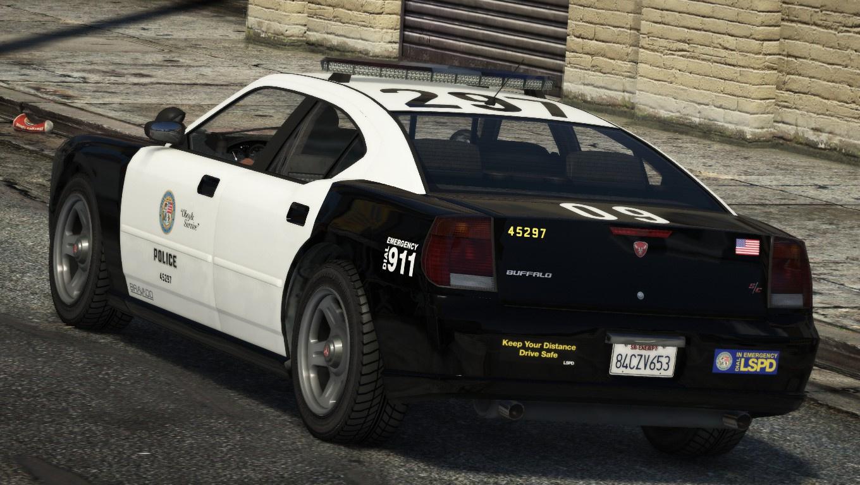 08 Bravado Buffalo S/C (Police Pack) [Add-On | Template | Sound