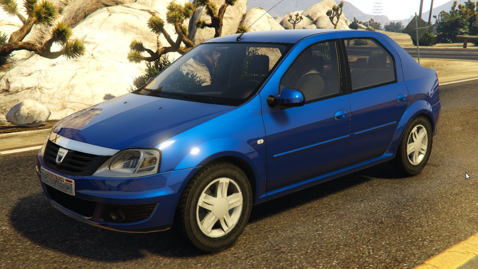 2008 dacia logan gta5. Black Bedroom Furniture Sets. Home Design Ideas