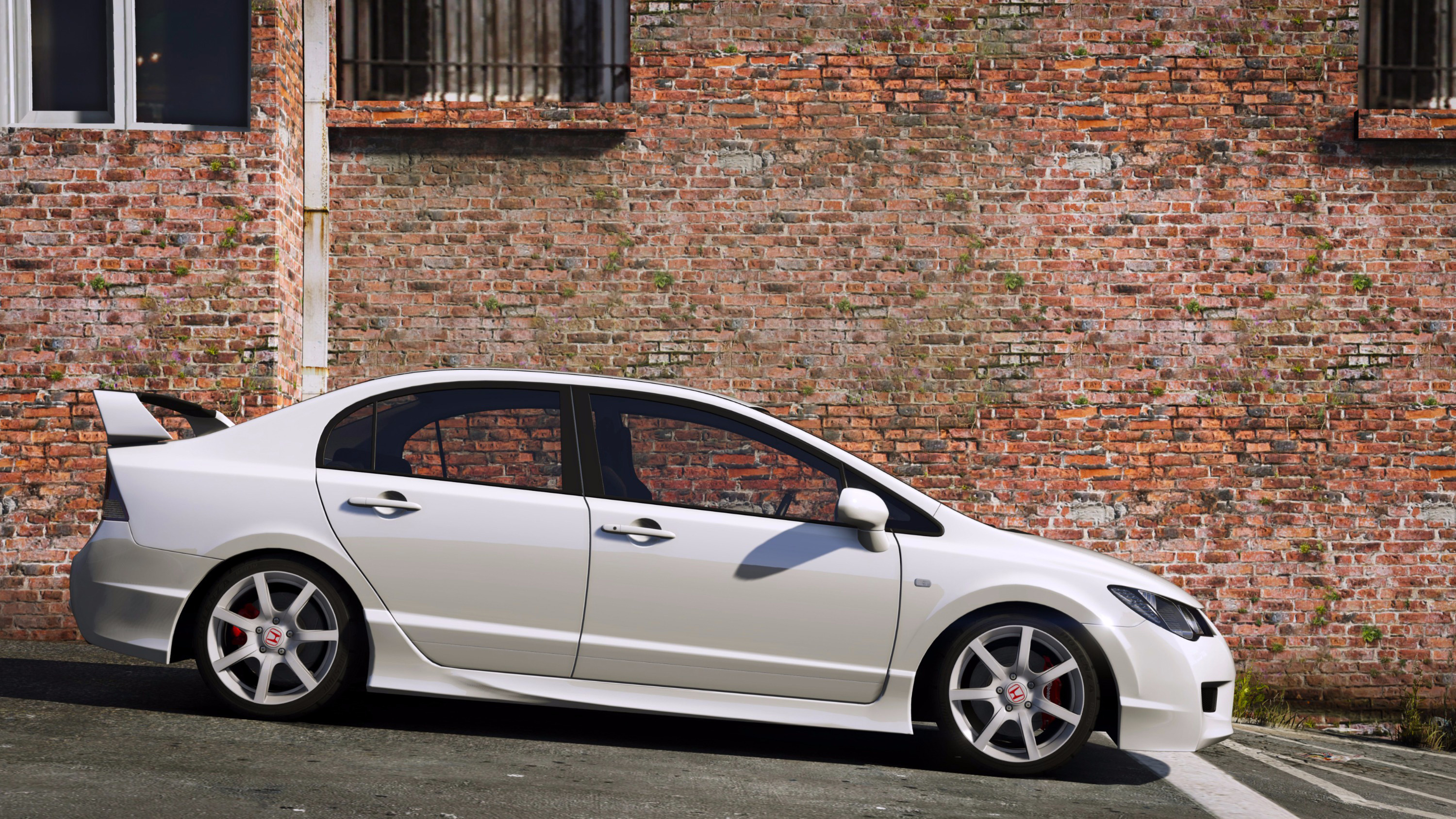 2008 honda civic type r fd2 mugen j 39 s racing rhd. Black Bedroom Furniture Sets. Home Design Ideas