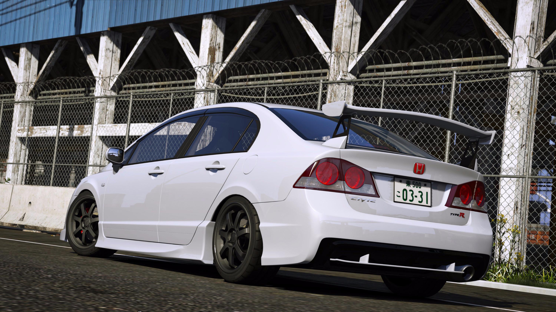 2008 Honda Civic Type R Fd2 Mugen J S Racing Gta5