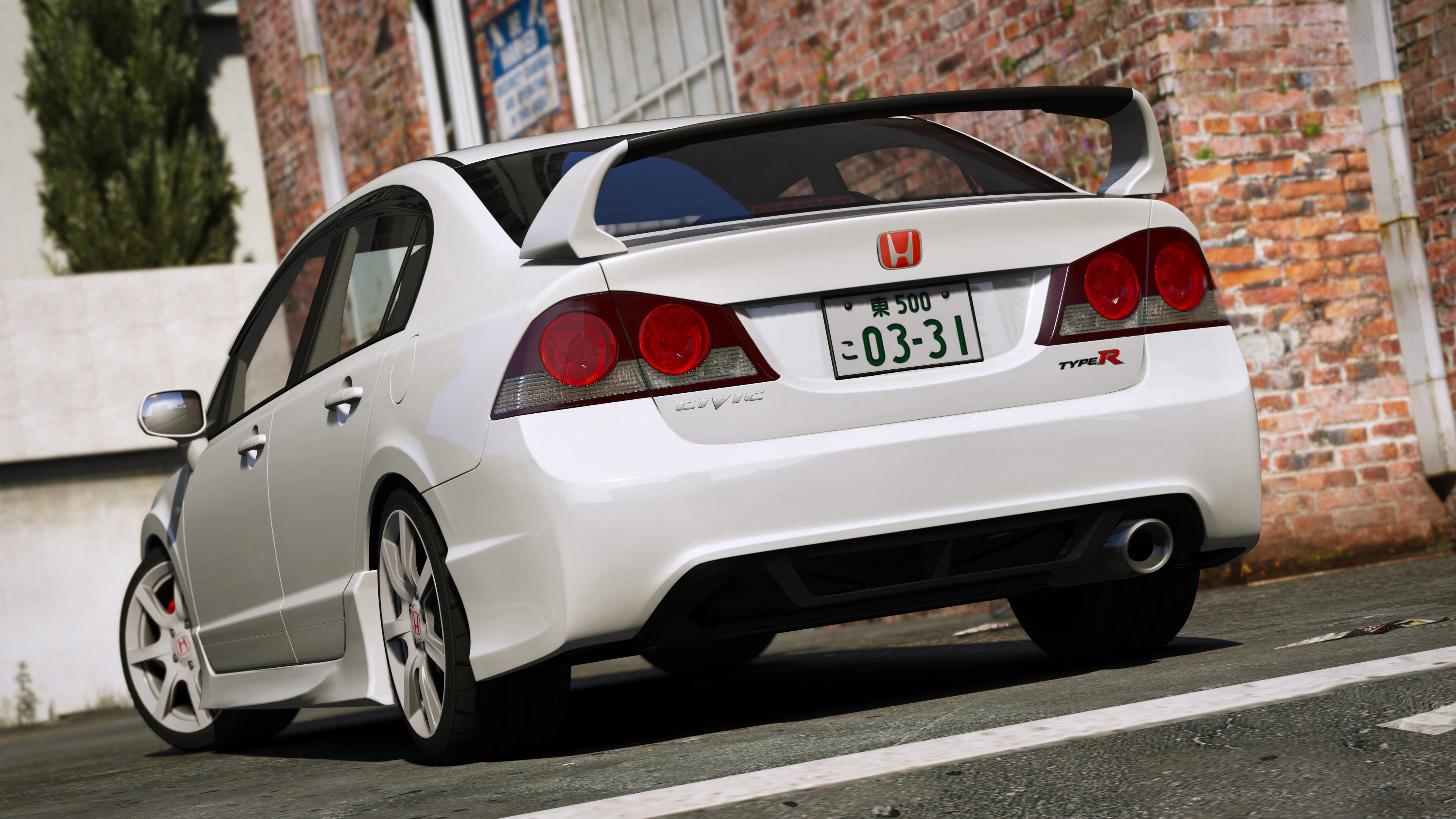 2008 Honda Civic Type-R (FD2) [Mugen   J'S Racing   RHD ...