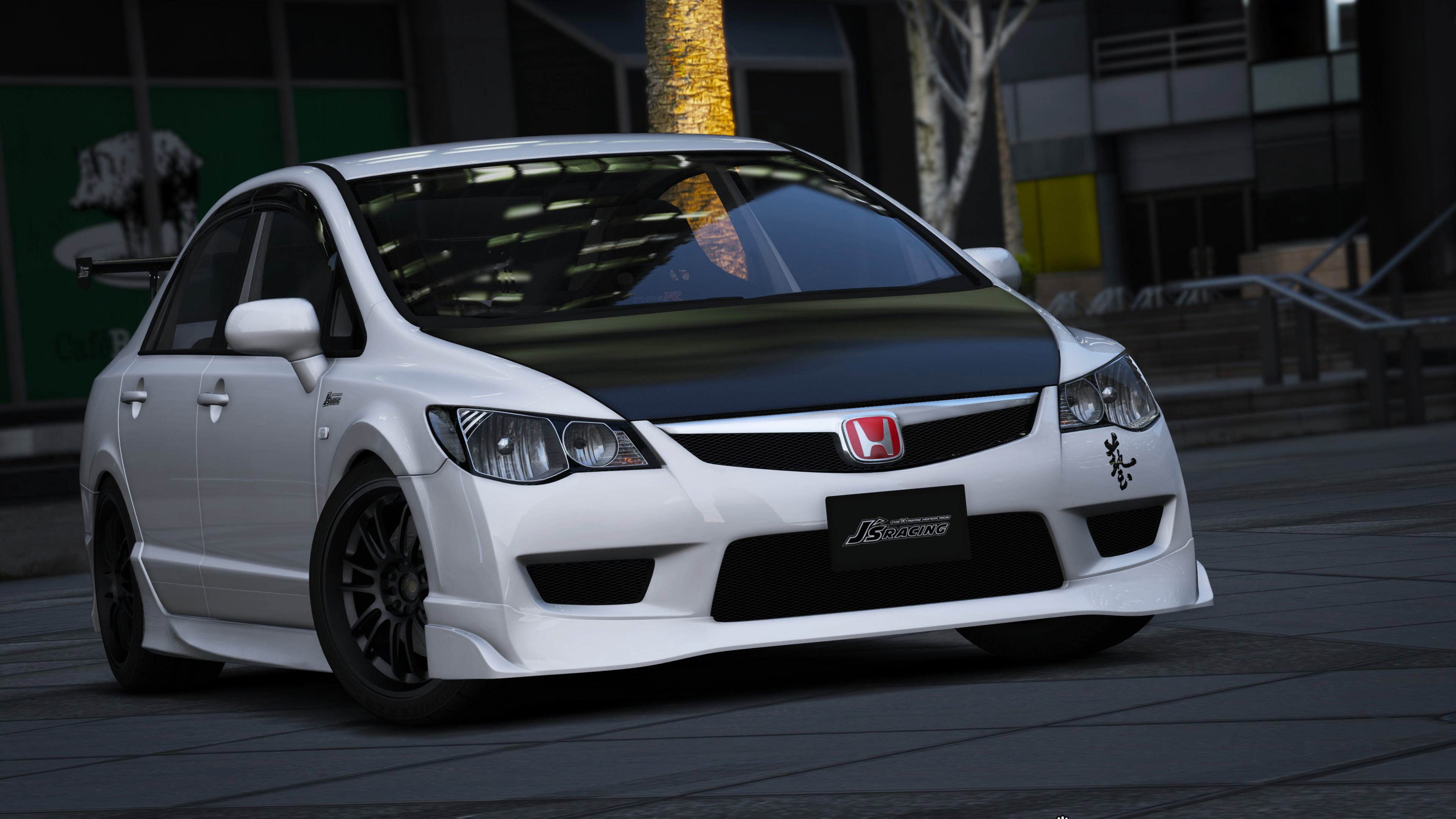 2008 honda civic type r fd2 mugen j 39 s racing gta5. Black Bedroom Furniture Sets. Home Design Ideas