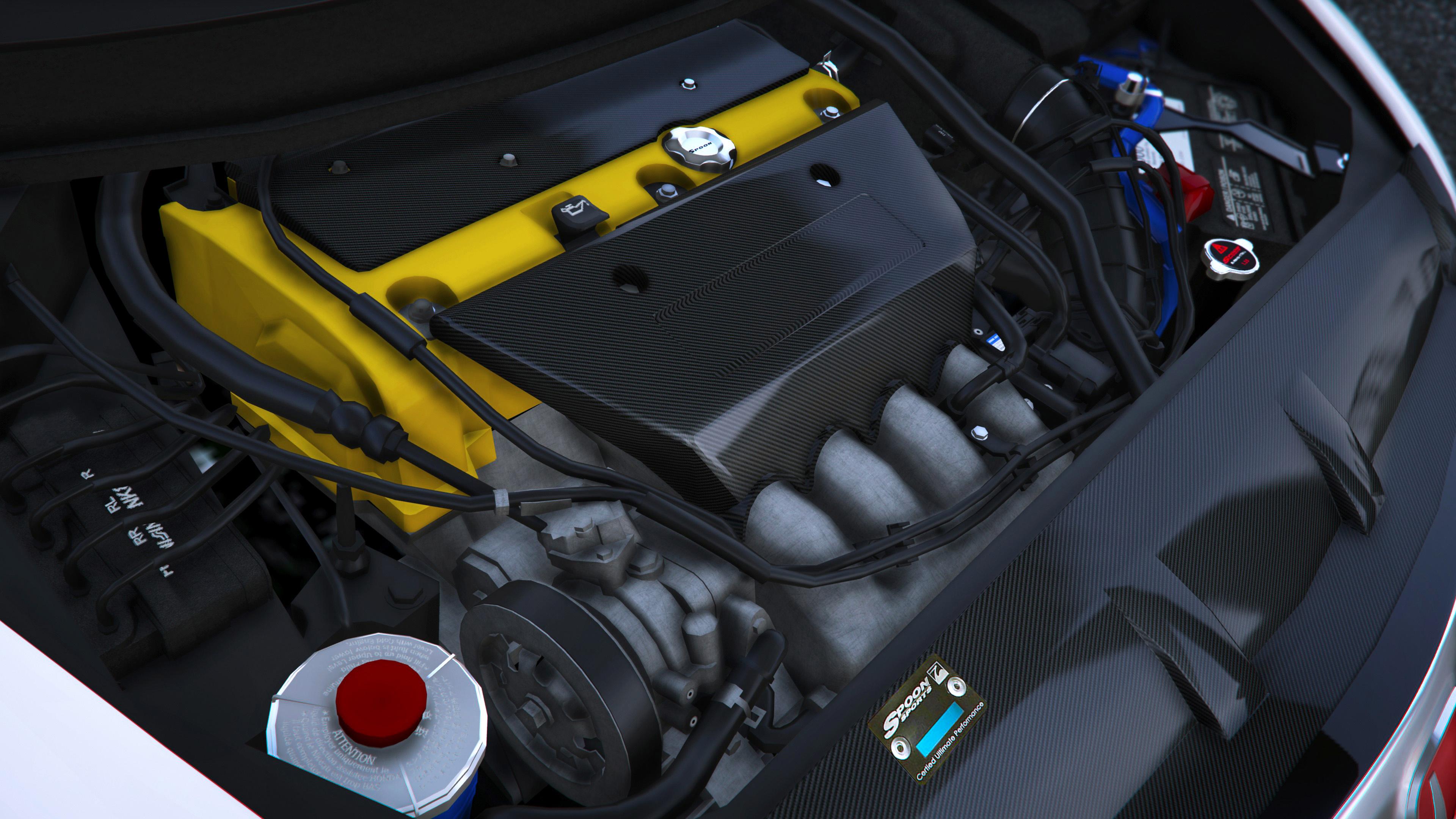 2008 Honda Civic Type-R (FD2) [[Add-On | Tuning | Mugen ...