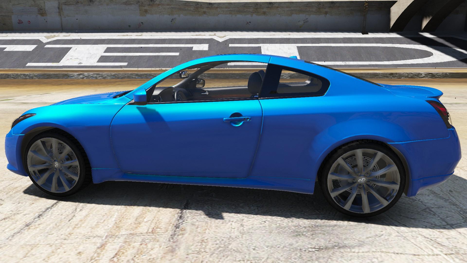 2008 Infiniti G37 Coupe Sport Gta5 Modscom