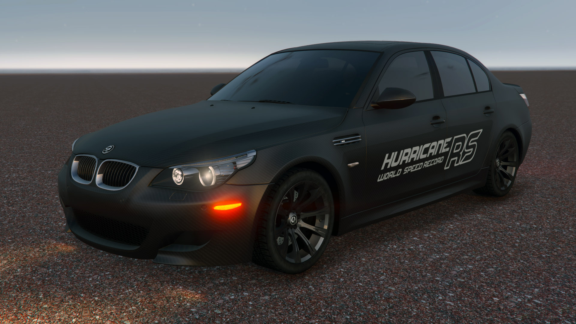 2009 Bmw M5 E60 G Power Hurricane Rs Livery Gta5 Mods Com