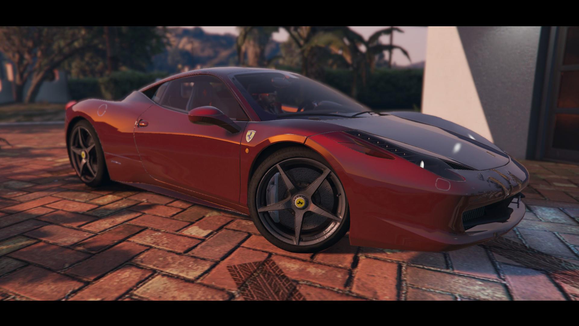 28b8fa screen1 - Ferrari Italia 458