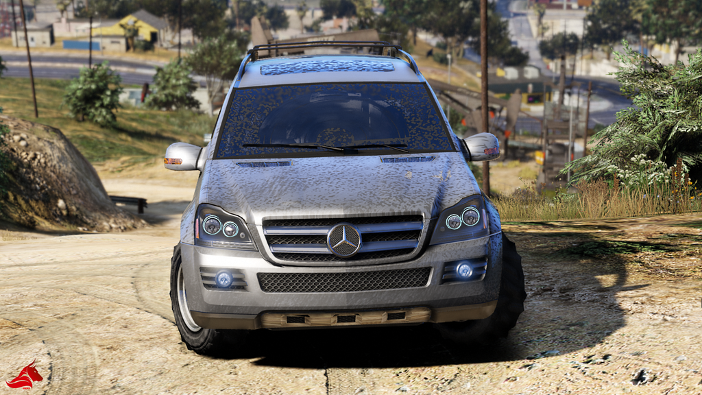 Mercedes Benz Gl450 Add On Replace Tuning Hq