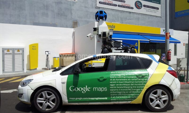 2009 Opel Astra J Google Maps Street View Car Add On Replace