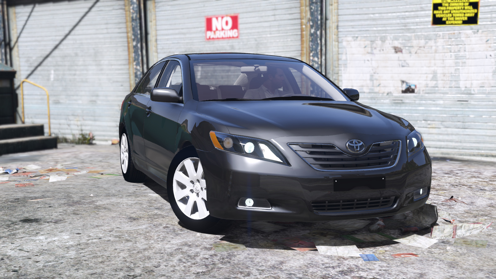 2009 toyota camry glx hq gta5. Black Bedroom Furniture Sets. Home Design Ideas