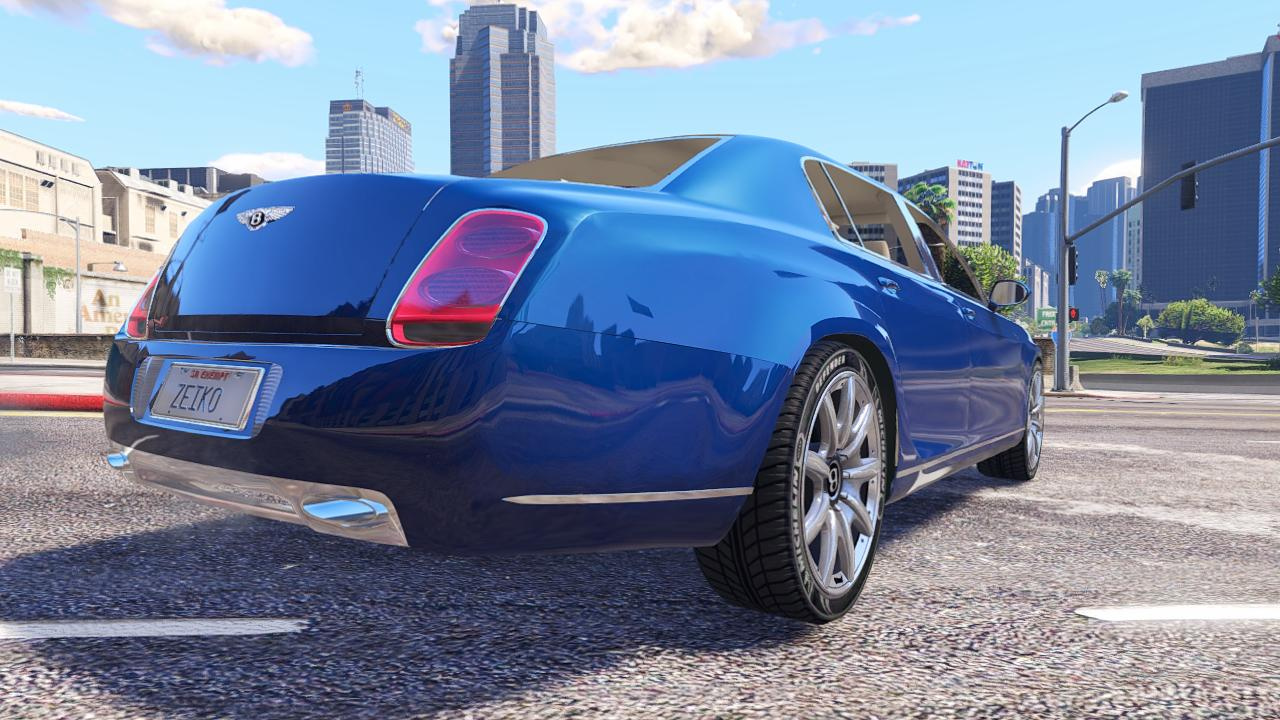 2010 bentley continental flying spur add on replace gta5 5b7261 11 vanachro Choice Image