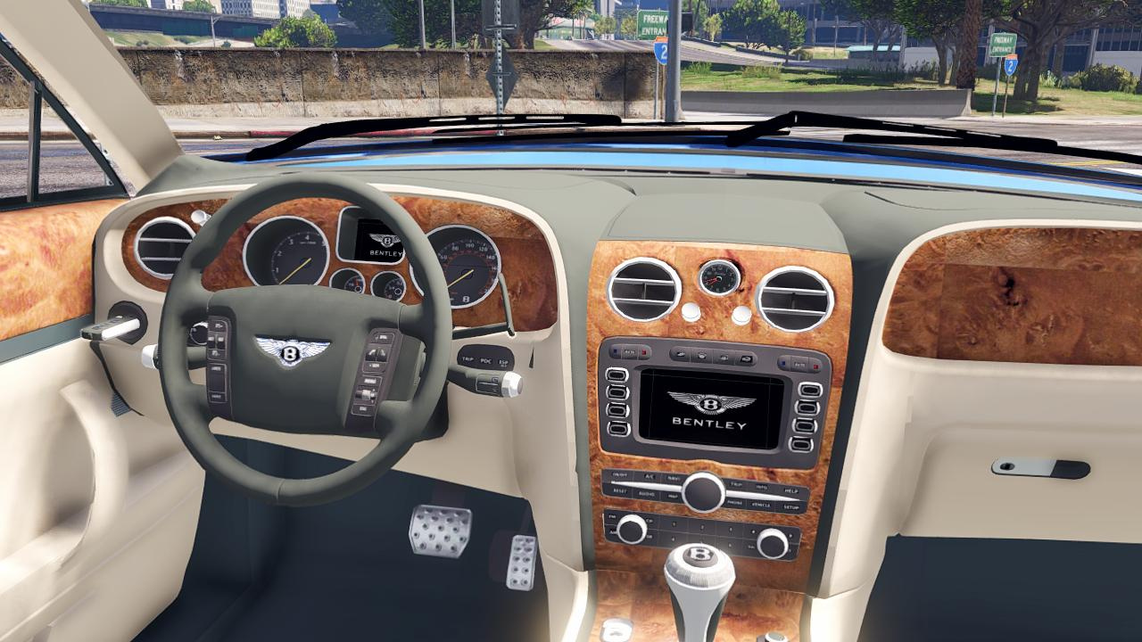 2010 bentley continental flying spur add on replace gta5 5b7261 5 vanachro Choice Image