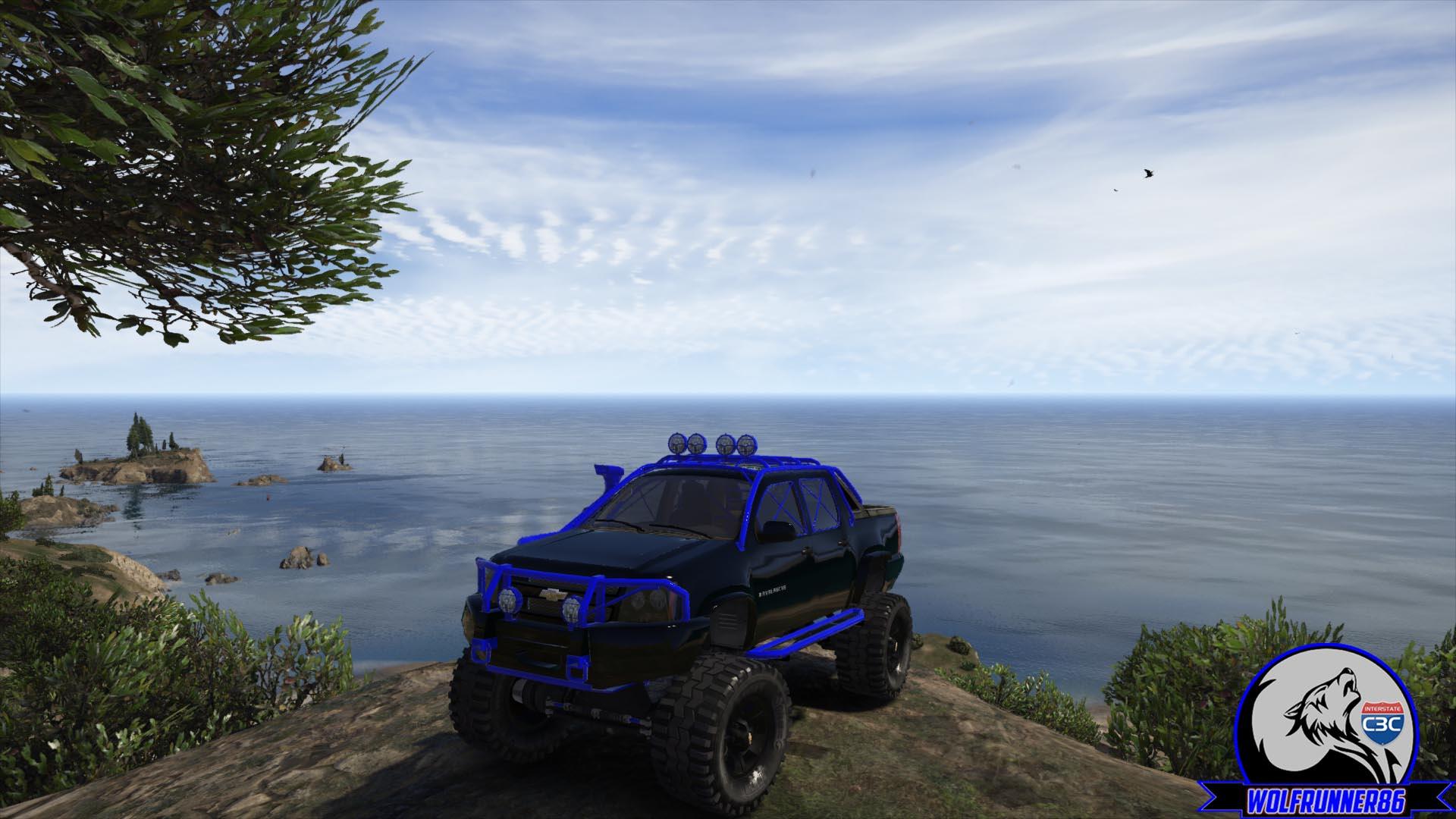 2010 Chevy Avalanche - GTA5-Mods com