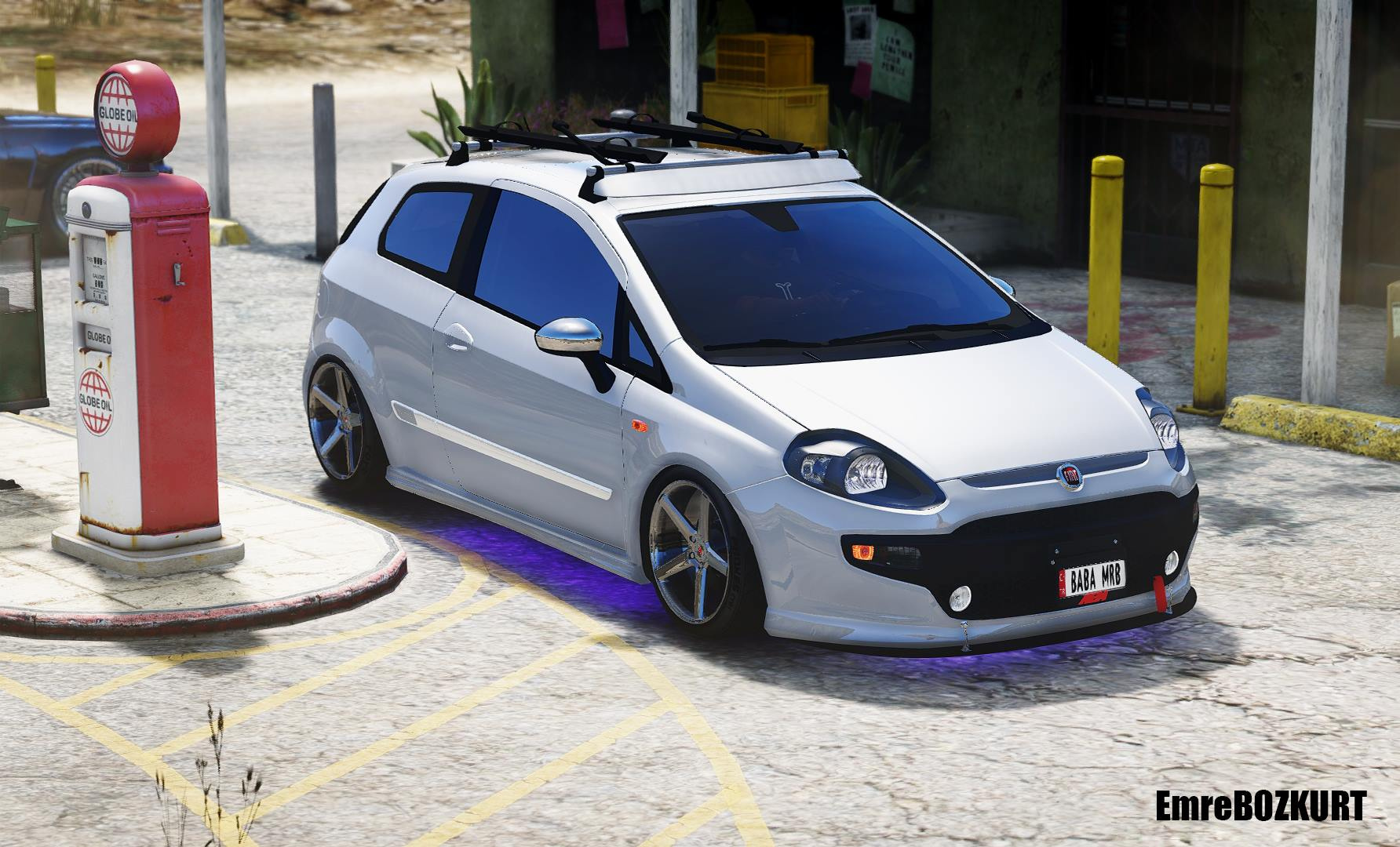 2010 Fiat Punto Evo Sport Add On Replace Gta5 Mods Com