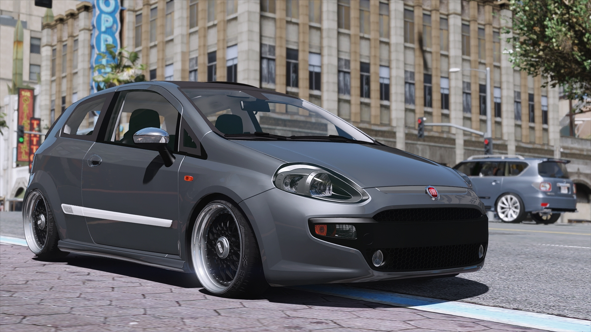2010 Fiat Punto Evo Sport Add On Replace Gta5 Modscom