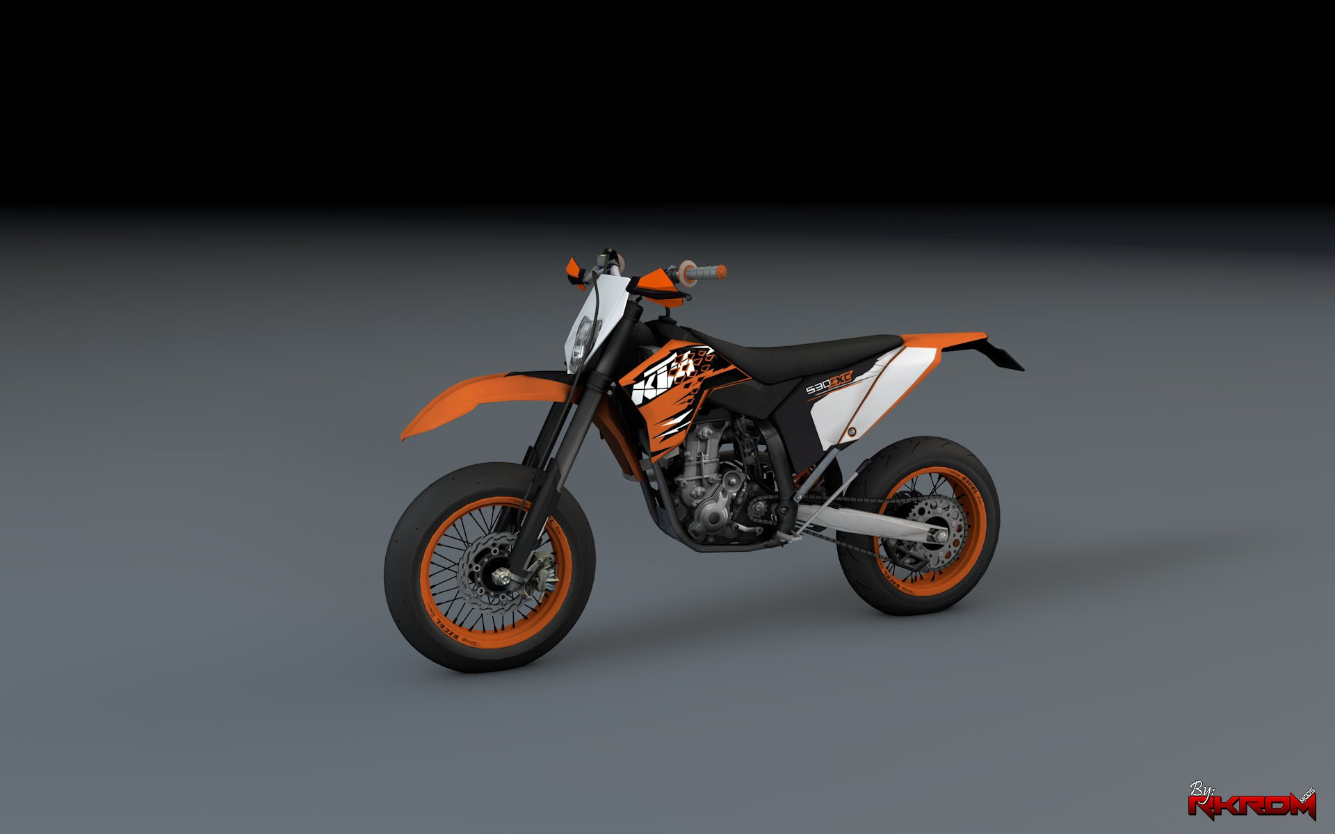 2010 ktm exc 530 supermoto gta5. Black Bedroom Furniture Sets. Home Design Ideas