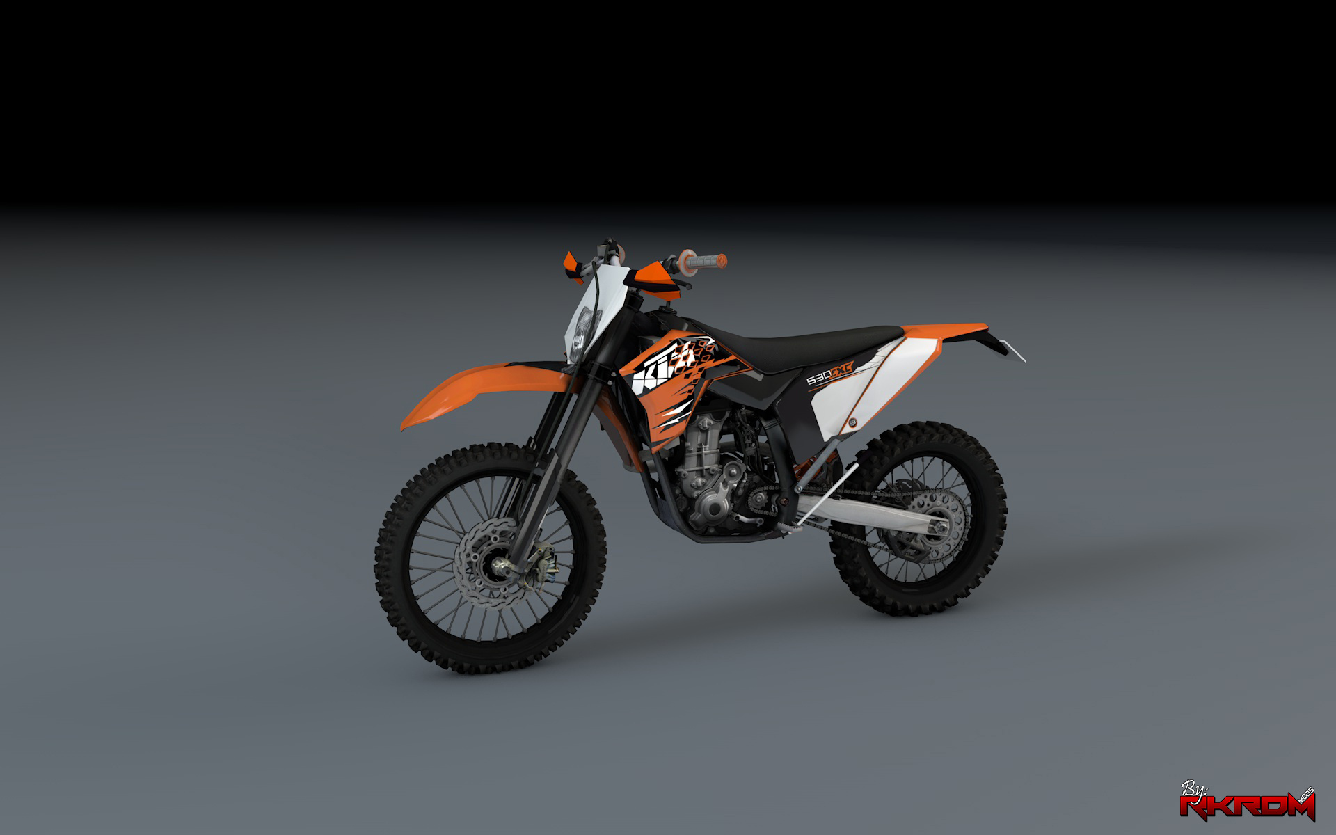 2010 ktm exc 530 gta5. Black Bedroom Furniture Sets. Home Design Ideas