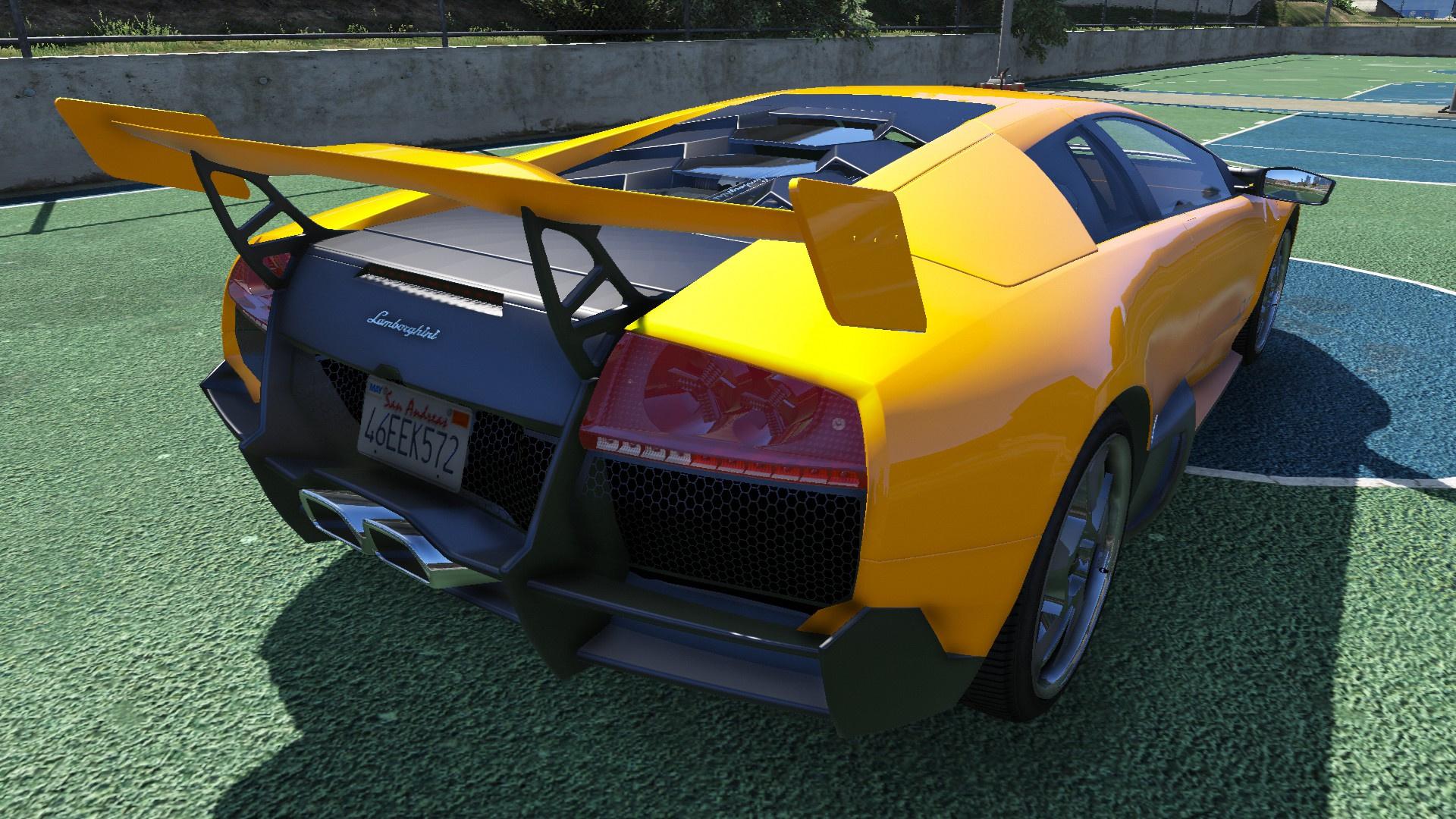 2010 Lamborghini Murcielago Lp 670 4 Sv Gta5 Mods Com