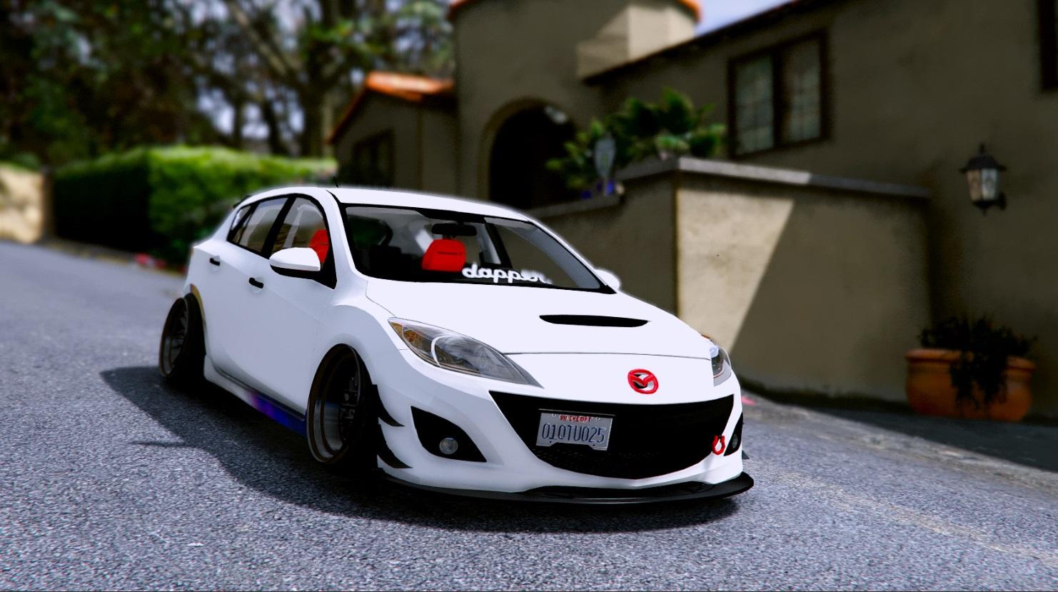 Mazda 3 Mods >> 2010 Mazda 3 Add On Gta5 Mods Com