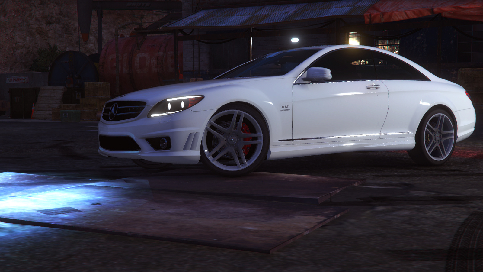 2010 mercedes benz cl65 amg add on replace tuning for Mercedes benz slk 65 amg