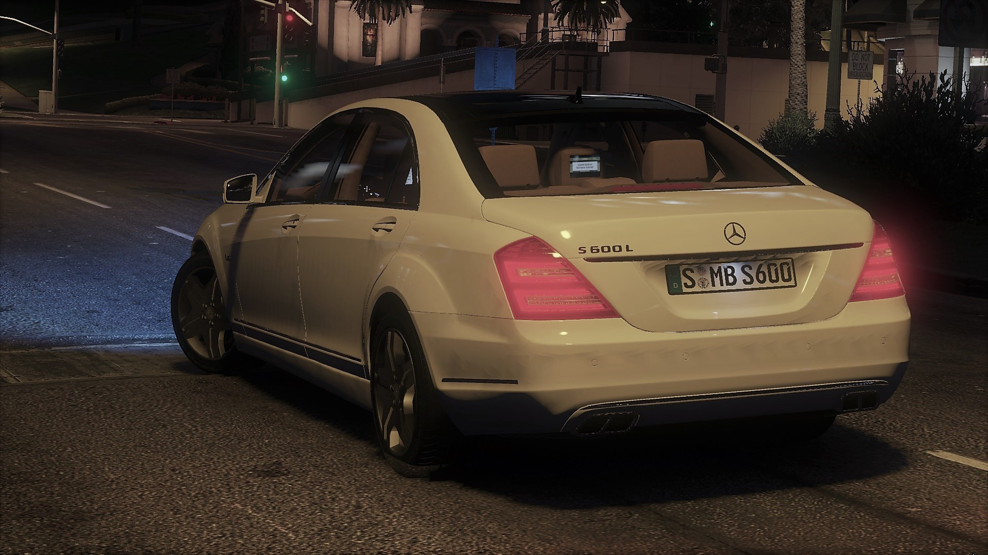 2010 mercedes benz s600 l w221 add on tuning gta5 for 2011 mercedes benz s600