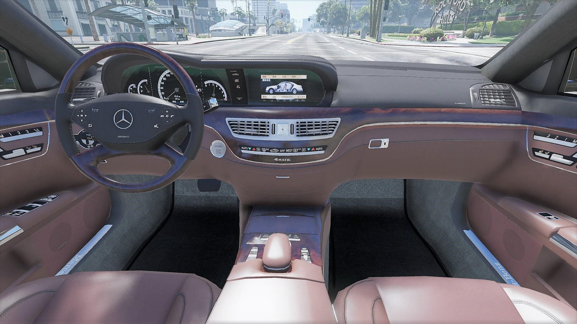 3d2fe9ad05cff5 2012 Mercedes-Benz S500 L 4MATIC (W221)  Add-On