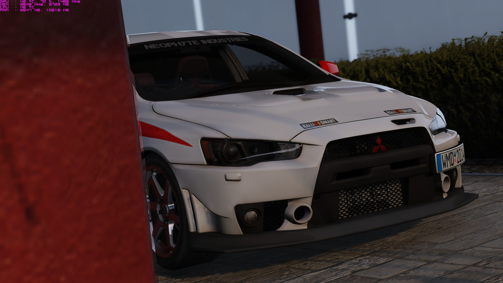 2010 mitsubishi lancer evo x fq 400 gta5. Black Bedroom Furniture Sets. Home Design Ideas