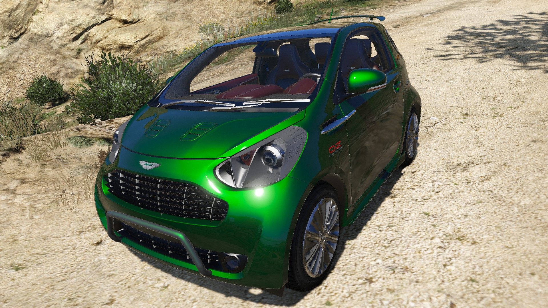2011 aston martin cygnet gta5. Black Bedroom Furniture Sets. Home Design Ideas