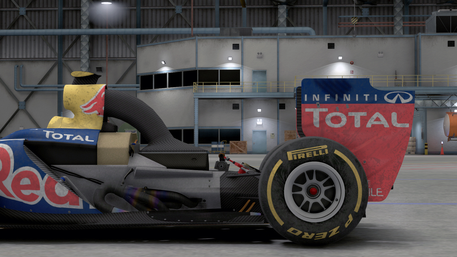 2011 FORMULA A F1 [Add-On / Replace | Liveries | Template](update