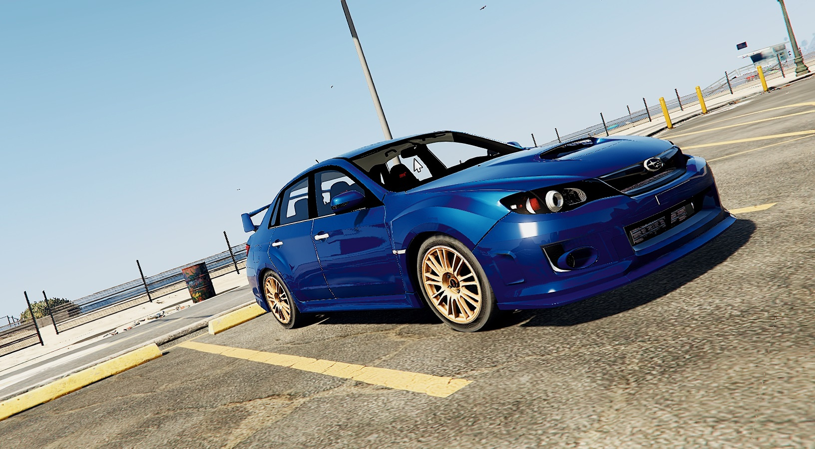 2011 Subaru Impreza Sti Add On Replace Tuning Gta5