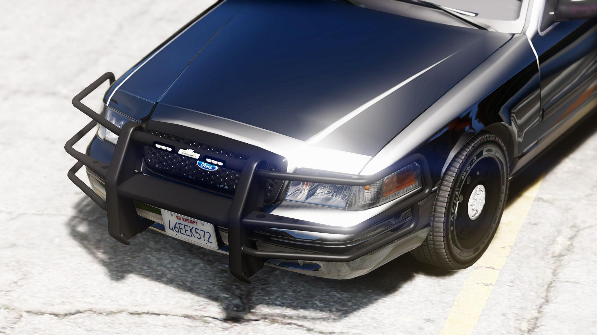 2011 Unmarked Crown Vic Gta5 Mods Com
