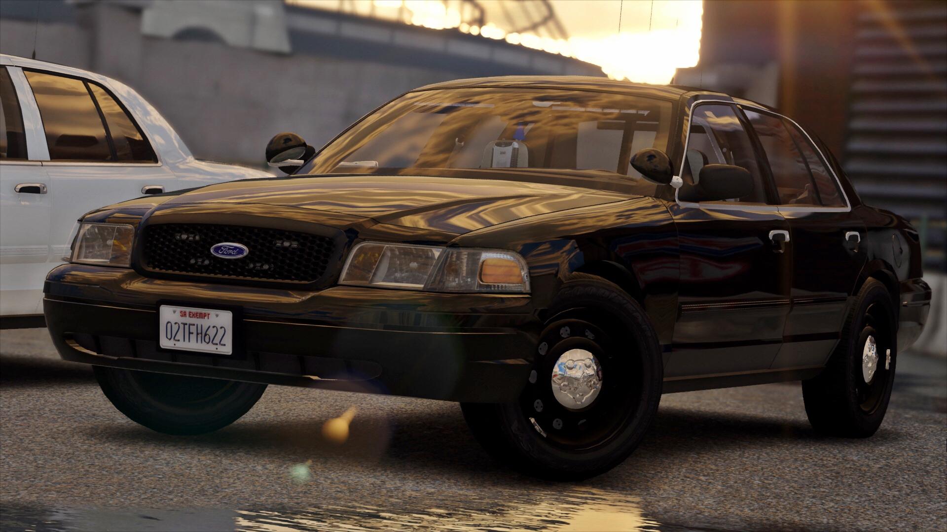 2010 Unmarked Crown Victoria Police Interceptor Els Gta5 Mods Com