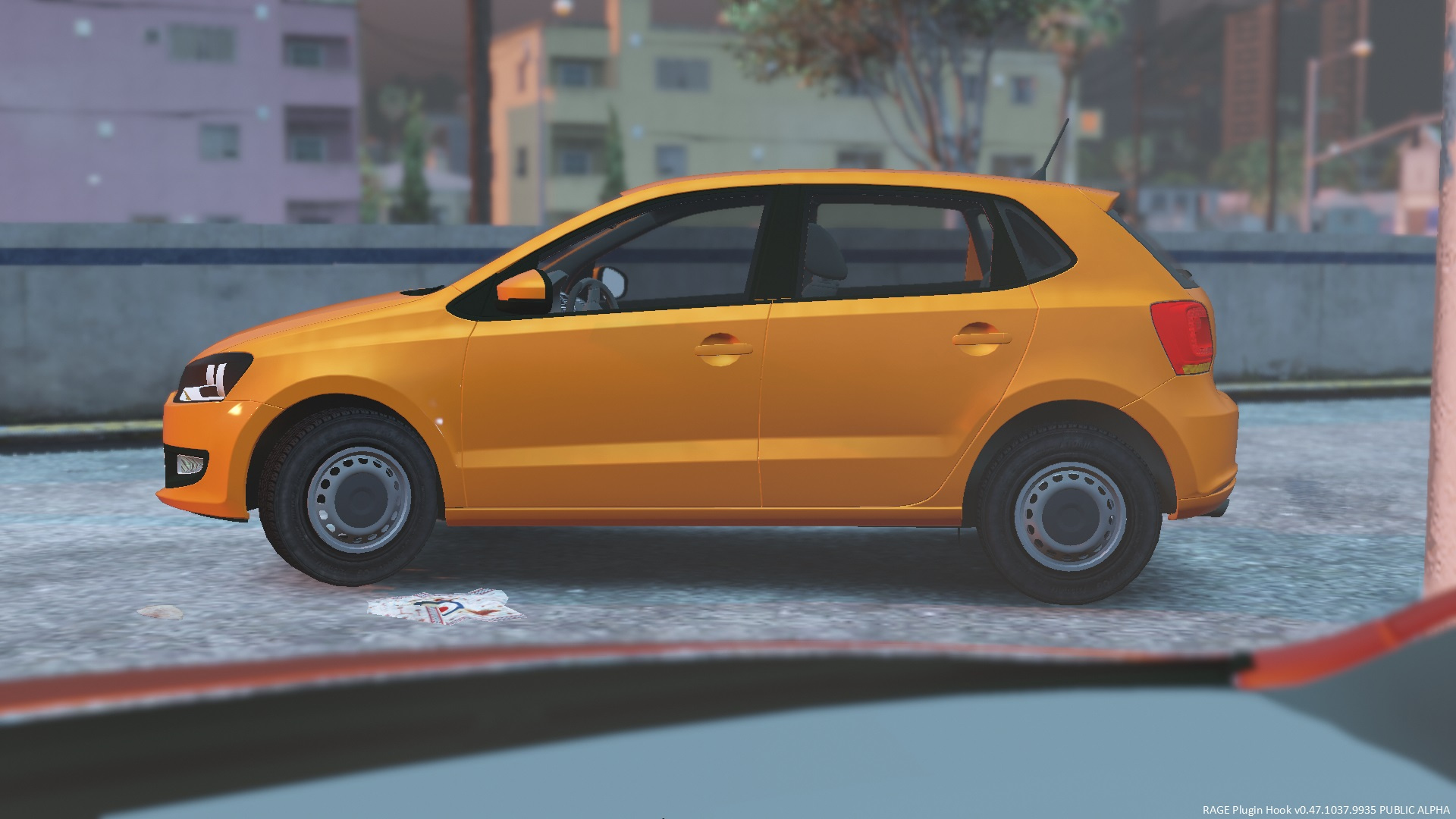 2011 volkswagen polo 5 door unlocked gta5. Black Bedroom Furniture Sets. Home Design Ideas