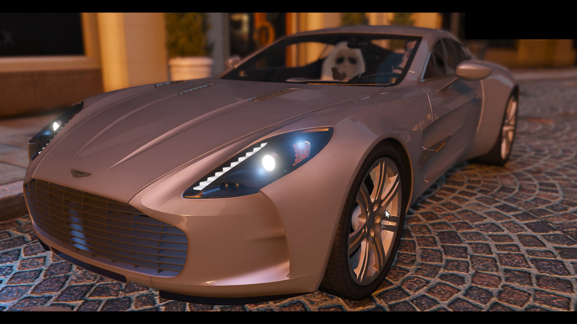 2012 aston martin one 77 hq autospoiler tuning dirtmap gta5. Black Bedroom Furniture Sets. Home Design Ideas