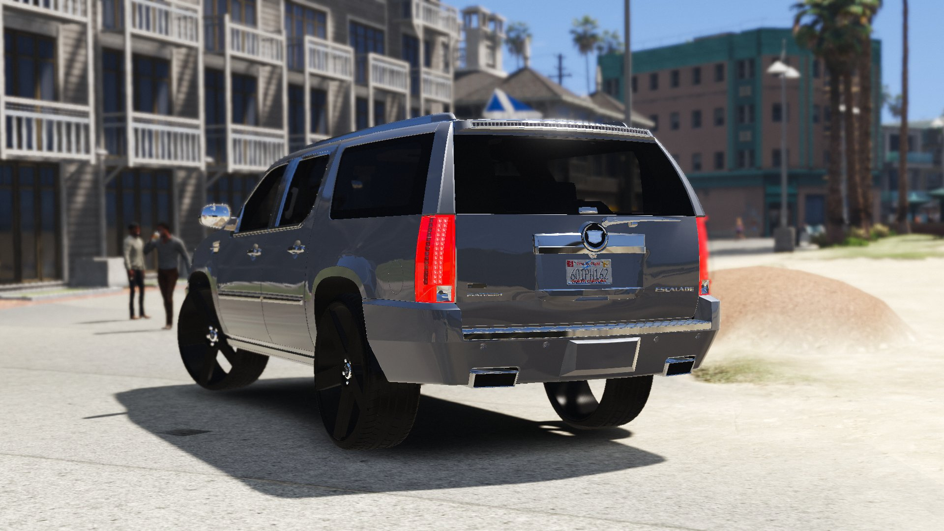 Service manual how to replace 2012 cadillac escalade esv for Motor vehicle service notification