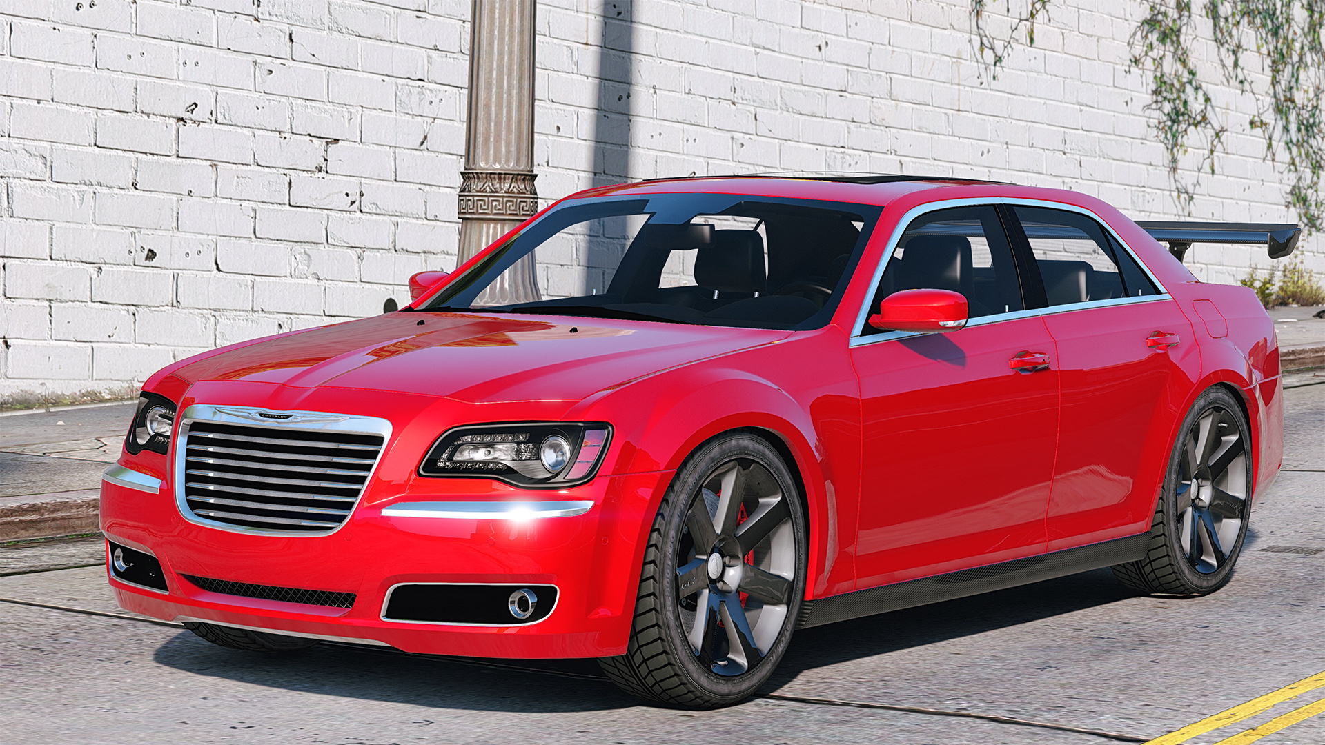 Chrysler 300 Srt8 : 2012 chrysler 300 srt8 add on replace tuning gta5 ~ Medecine-chirurgie-esthetiques.com Avis de Voitures