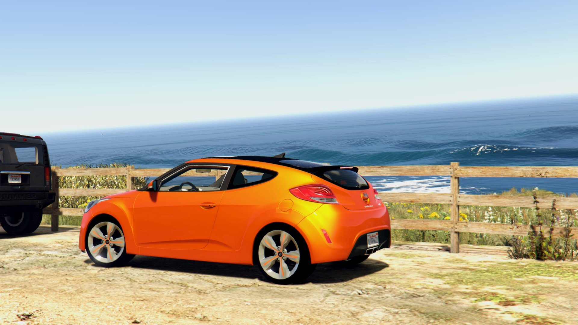 2012 Hyundai Veloster Fs Add On Replace Gta5 Mods Com