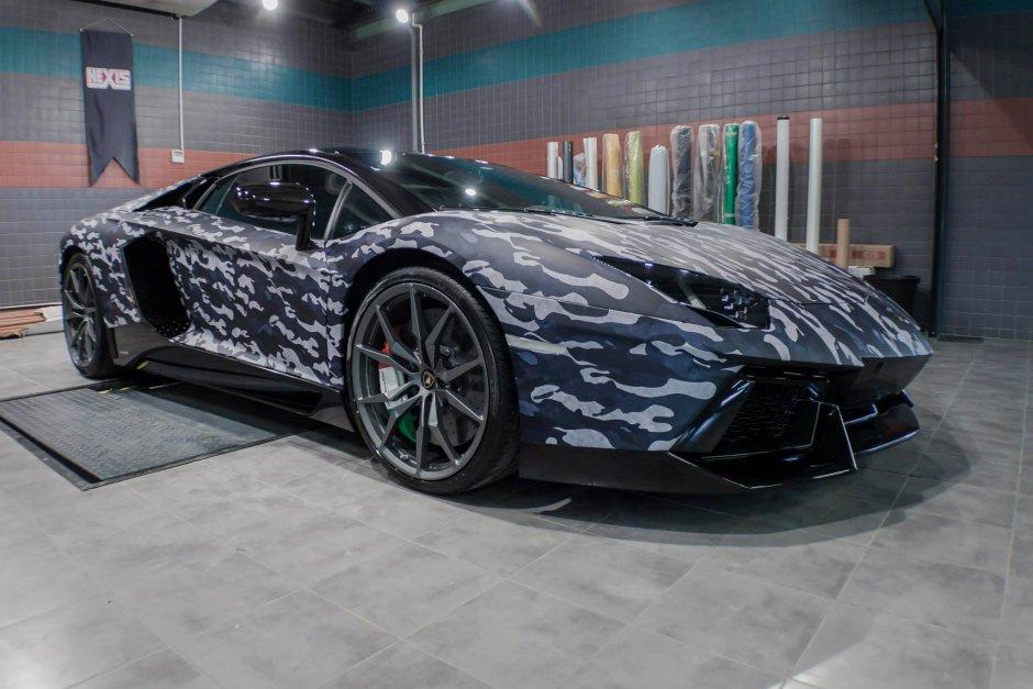 2012 Lamborghini Aventador Camouflage Pack Gta5 Mods Com