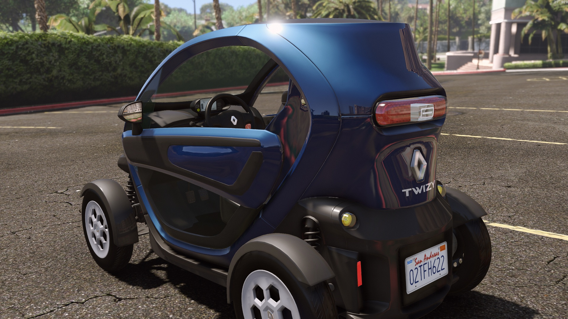 2012 renault twizy add on f1 tuning hq gta5. Black Bedroom Furniture Sets. Home Design Ideas