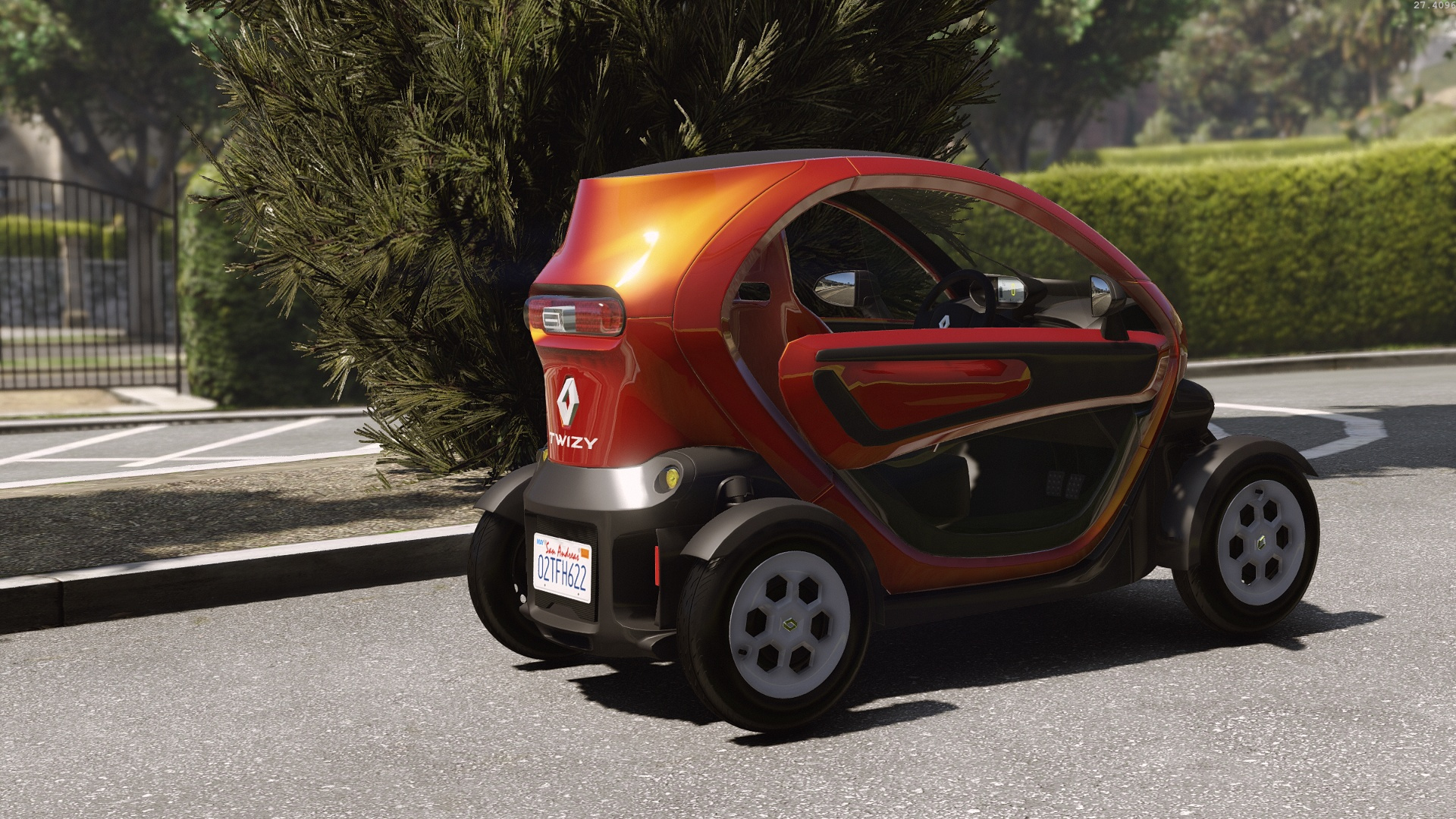 Renault Twizy Add On Tuning Hq Mods Com