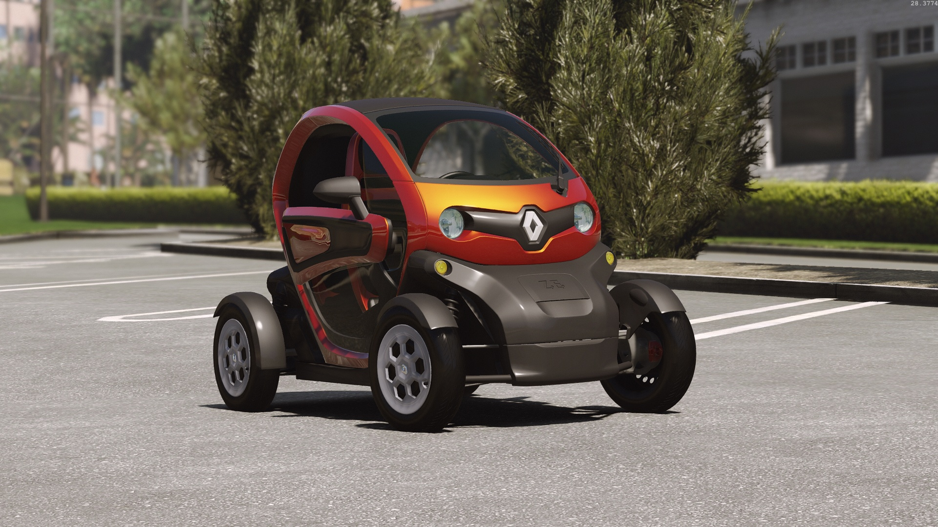 2012 Renault Twizy Add On Tuning Gta5 Mods Com