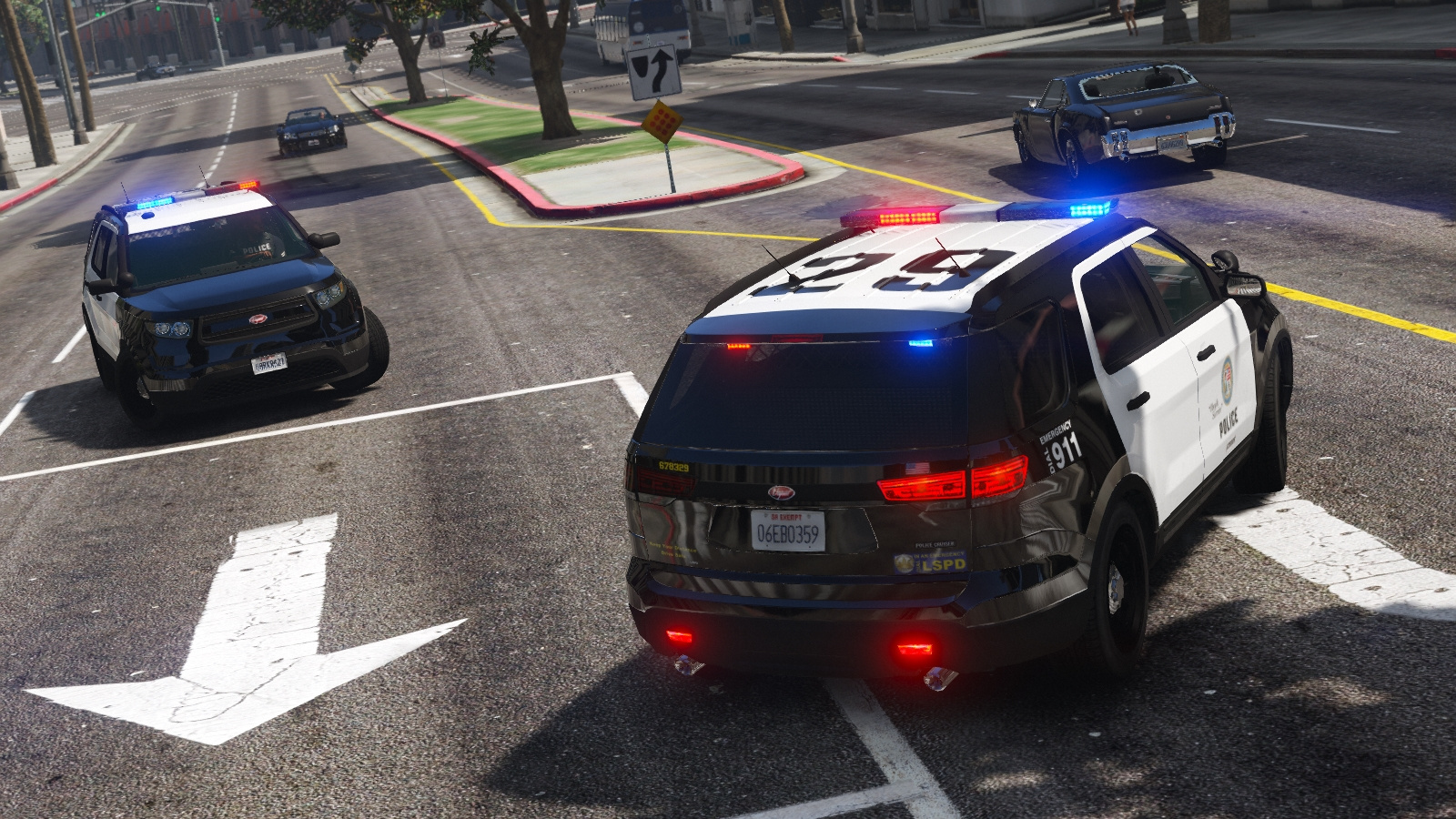 2012 Vapid Scout Police Utility [Add-on | Mapped] - GTA5-Mods com