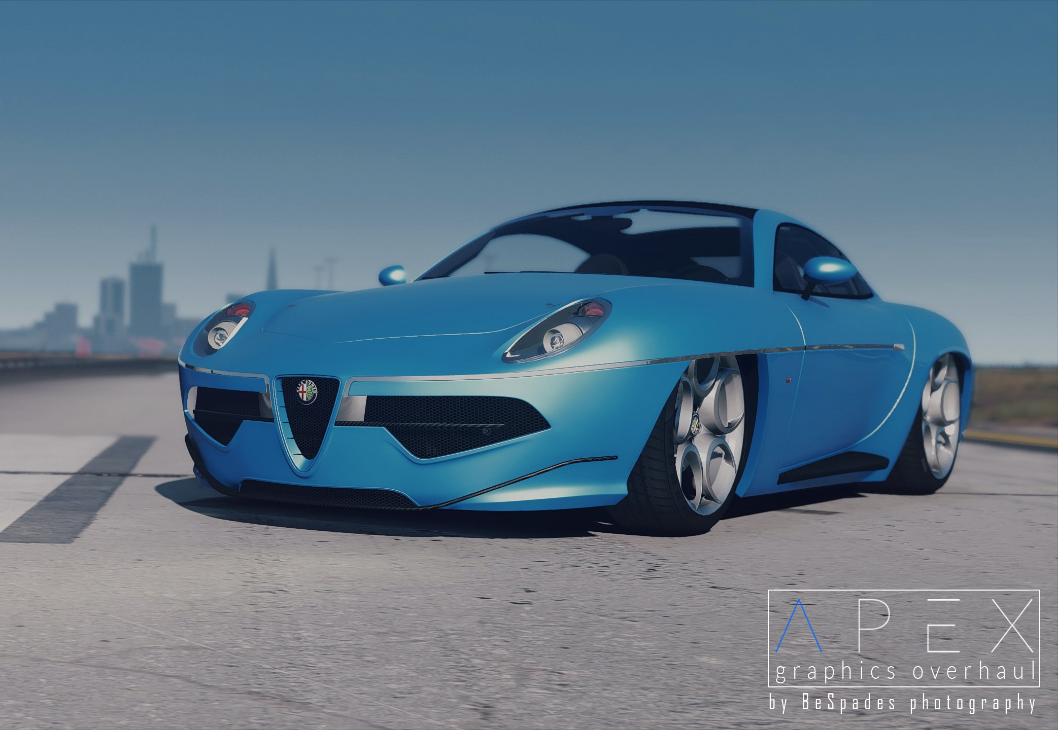 2013 Alfa Romeo Disco Volante by Touring Superleggera [Add