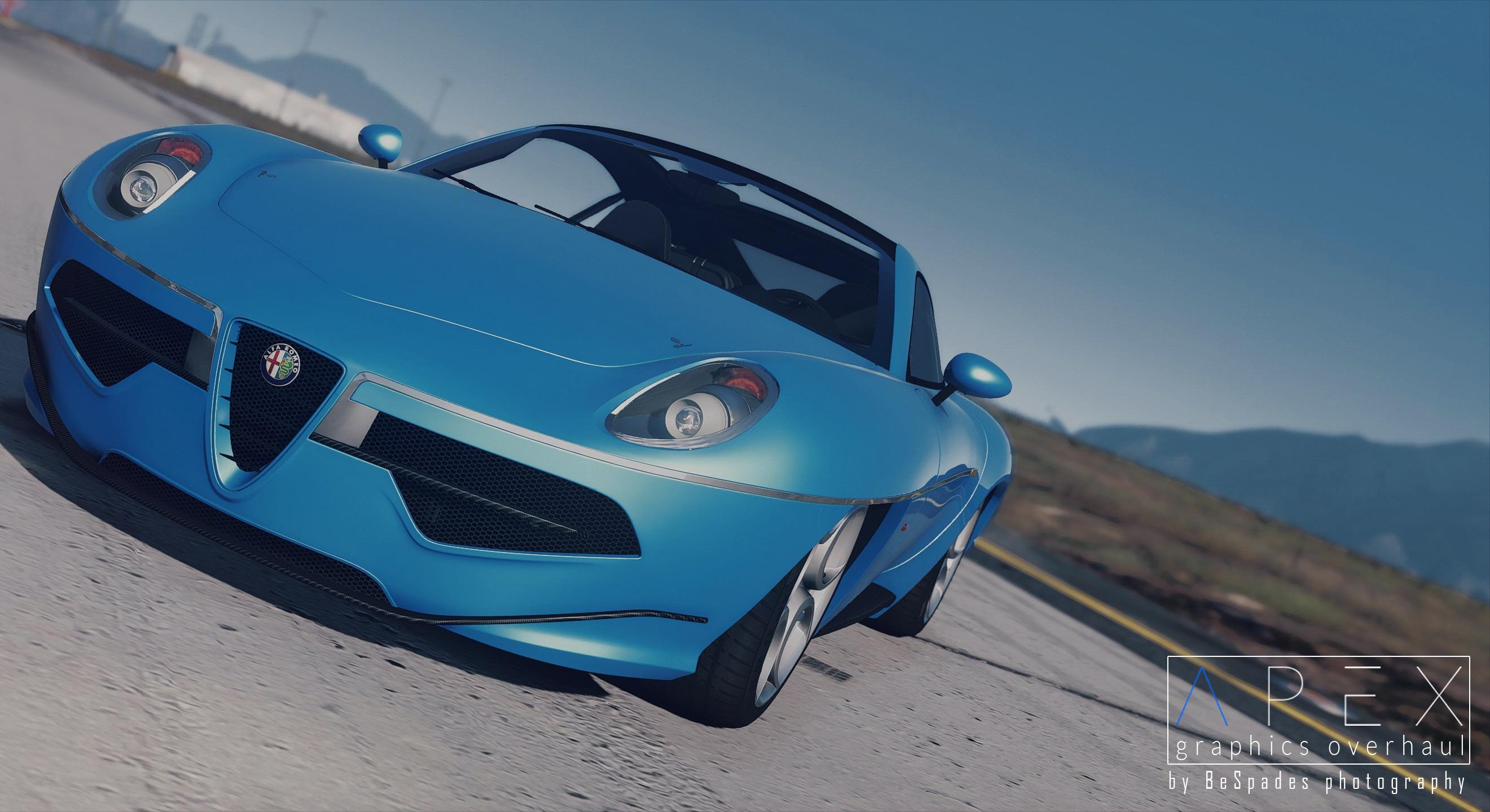 2013 Alfa Romeo Disco Volante by Touring Superleggera [Add