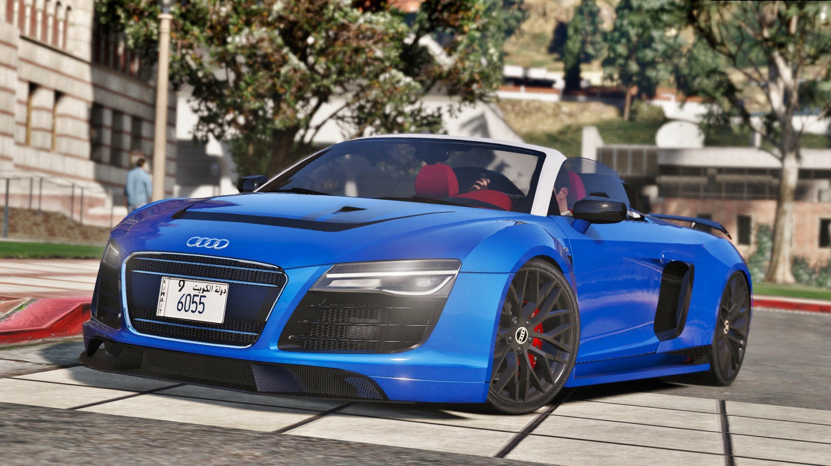 Berühmt 2013 Audi R8 V10 & PPI Razor Tuning [Add-On] - GTA5-Mods.com @YT_71