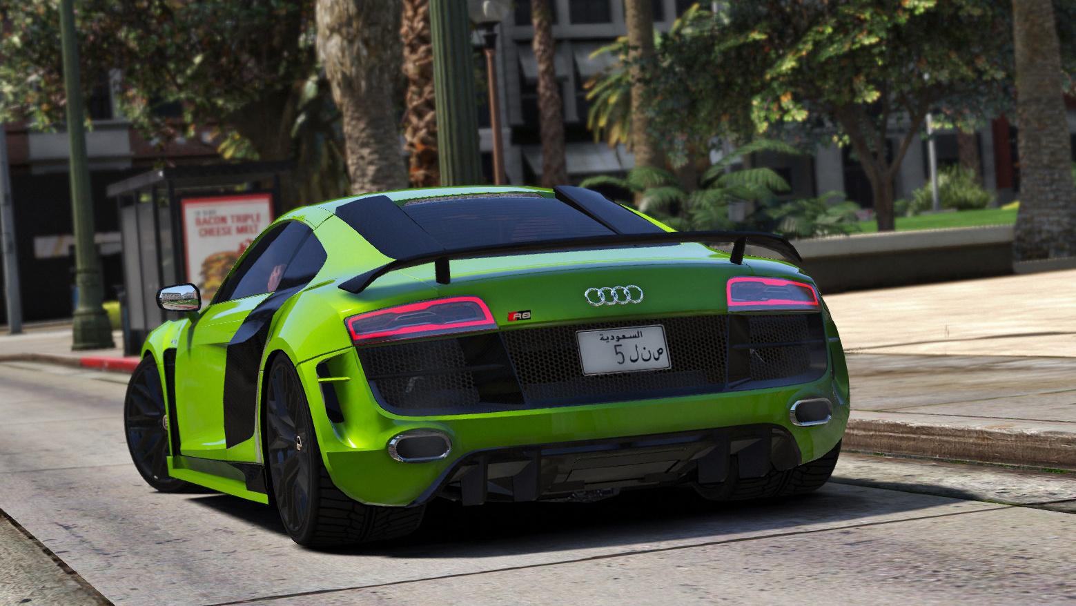 Gemeinsame 2013 Audi R8 V10 & PPI Razor Tuning [Add-On] - GTA5-Mods.com @ZU_93