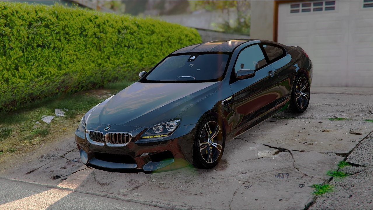 2013 bmw m6 f13 coupe add on replace gta5. Black Bedroom Furniture Sets. Home Design Ideas
