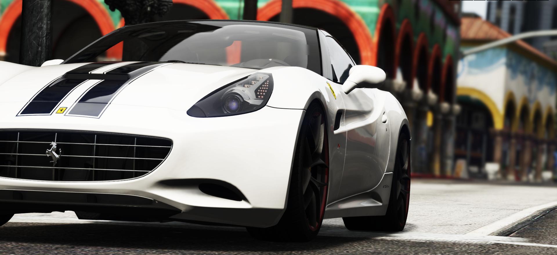 2013 Ferrari California-Uniform - GTA5-Mods.com