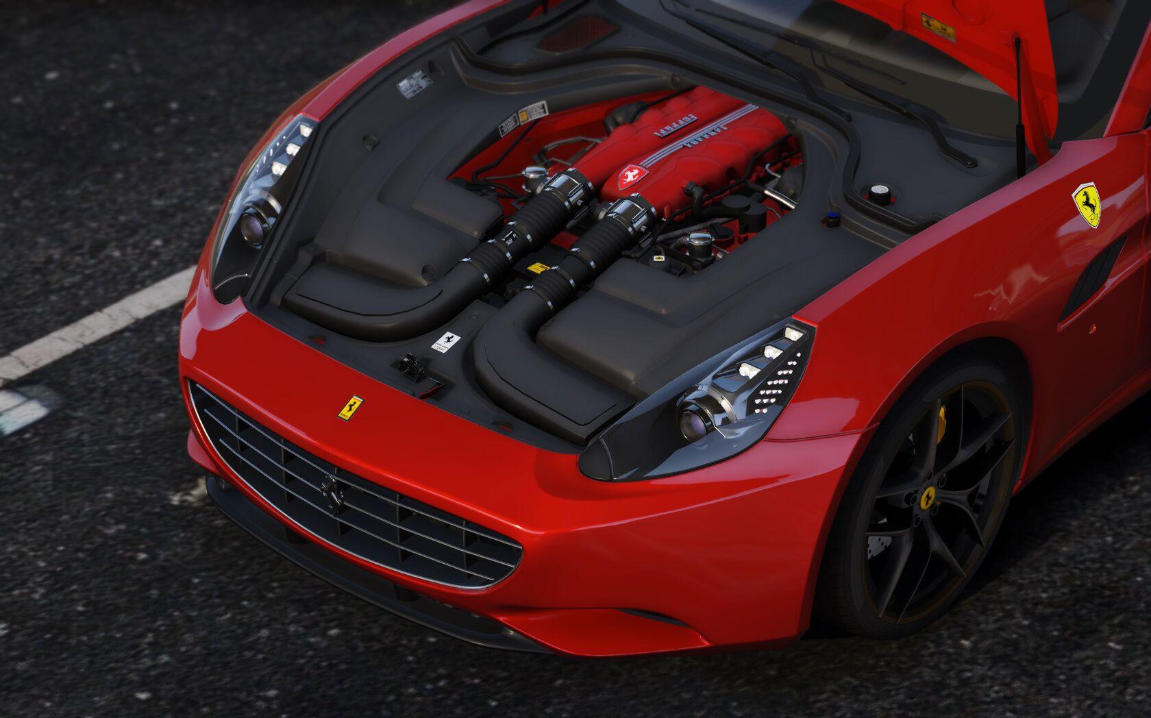 2013 Ferrari California Automatic Convertible - GTA5 ...